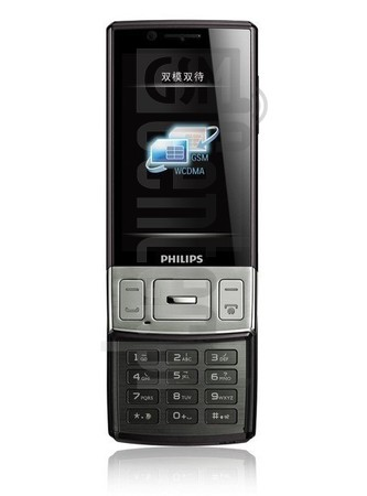 PHILIPS W625 image on imei.info