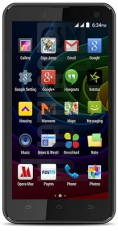 MICROMAX Q323 Bolt image on imei.info