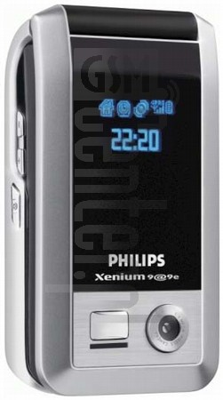 PHILIPS Xenium 9@9e image on imei.info