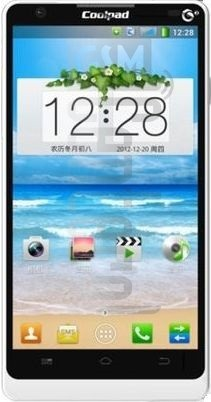 CoolPAD 8730 image on imei.info