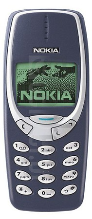 NOKIA 3310 image on imei.info