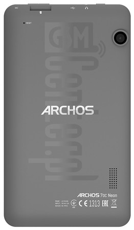 ARCHOS 70c Neon image on imei.info