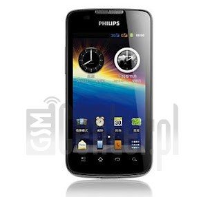 PHILIPS W6350 image on imei.info