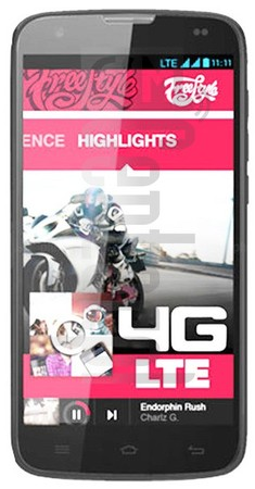 YEZZ Andy 5E LTE image on imei.info