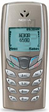 NOKIA 6590 image on imei.info