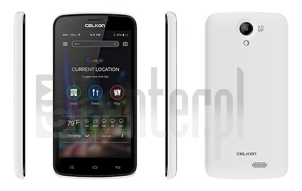 CELKON Millennia Q519 Plus image on imei.info