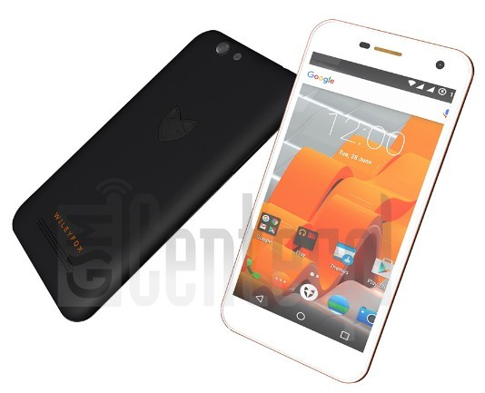WILEYFOX Spark image on imei.info