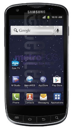 SAMSUNG R940 Galaxy S Lightray image on imei.info