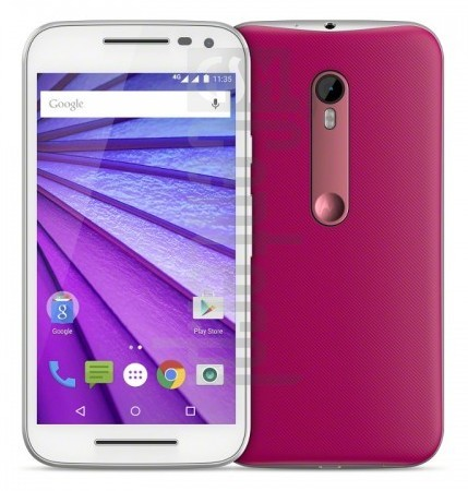 IMEI Check MOTOROLA Moto G 3rd Generation XT1550 on imei.info