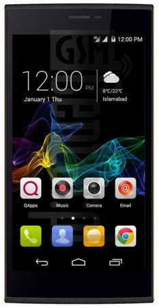 QMOBILE Noir Z8 Plus image on imei.info