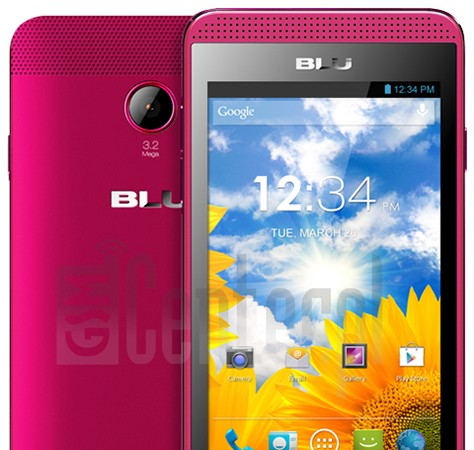 BLU Dash Music 4.0 D272 image on imei.info