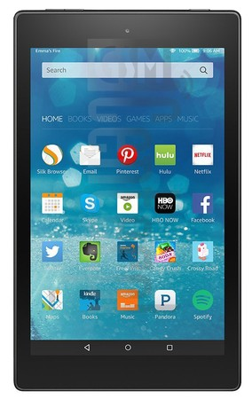 AMAZON Fire HD 8 2016 image on imei.info
