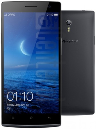 IMEI Check OPPO Find 7 on imei.info