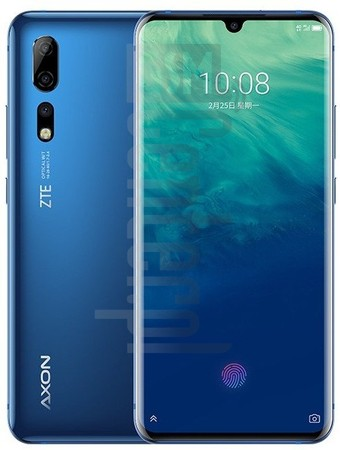 IMEI Check ZTE Axon 10 Pro on imei.info