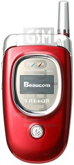 BEAUCOM T425F image on imei.info