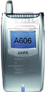 CECT A606 image on imei.info