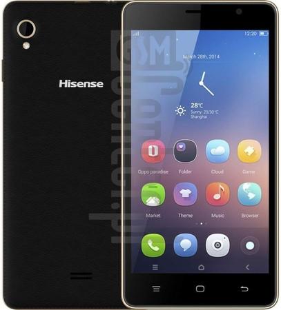 HISENSE U972 Specification - IMEI info