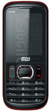 ARISE AX50 image on imei.info