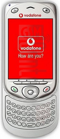 VODAFONE v1620 (HTC Blueangel) image on imei.info
