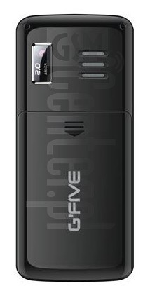 IMEI Check GFIVE F6 on imei.info