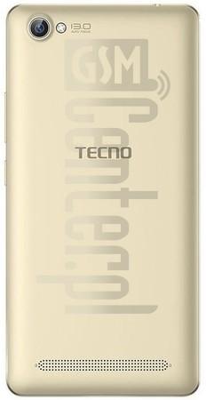 TECNO W5 Lite Specification - IMEI info