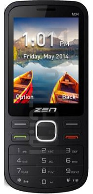 ZEN M34 image on imei.info