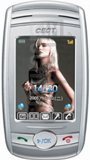 CECT V86 image on imei.info
