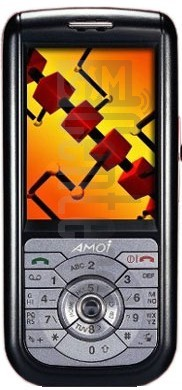 AMOI E600 image on imei.info