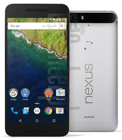 HUAWEI Nexus 6P International image on imei.info