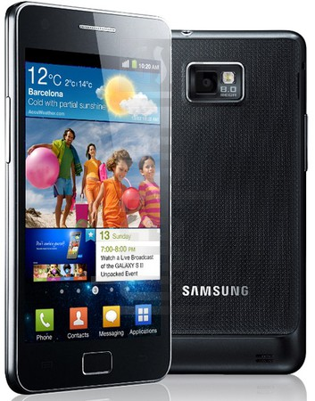 IMEI Check SAMSUNG I9100G Galaxy S II on imei.info