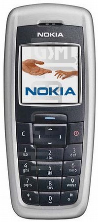 NOKIA 2600 image on imei.info