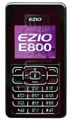 IMEI Check EZIO E800 on imei.info