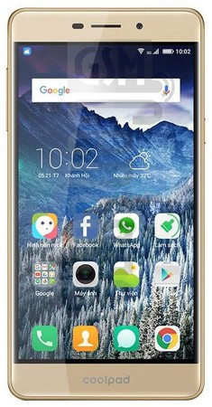 CoolPAD Sky 3 S image on imei.info