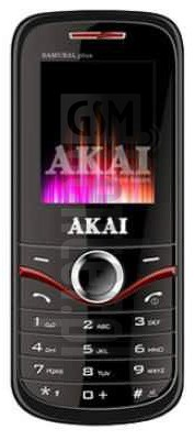 AKAI SAMURAI PLUS image on imei.info