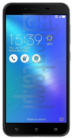 ASUS ZenFone 3 Max ZC553KL image on imei.info