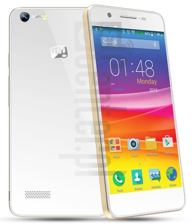 MICROMAX AQ5000 Canvas Hue image on imei.info