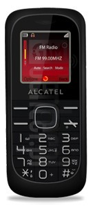 ALCATEL OT-213 image on imei.info