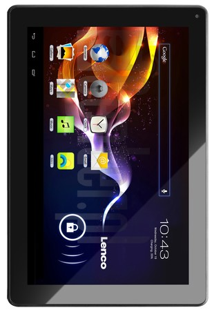 LENCO Tab-1045 image on imei.info