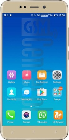 IMEI Check GIONEE X1s on imei.info