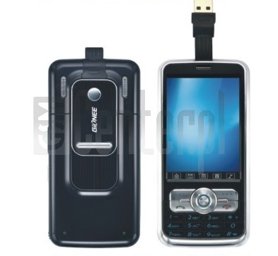 GIONEE A536 image on imei.info
