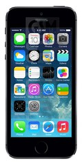 APPLE iPhone 5S image on imei.info