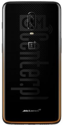 IMEI Check OnePlus 6T McLaren Edition on imei.info