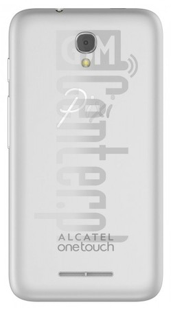 ALCATEL One Touch Pixi First 4024D image on imei.info