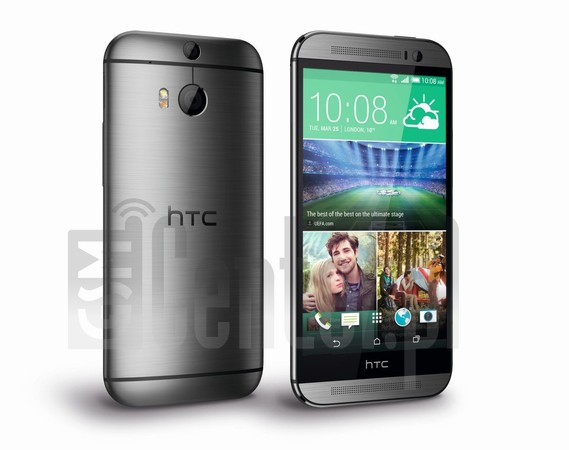 HTC One M8 image on imei.info