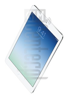 APPLE iPad Air Wi-Fi image on imei.info