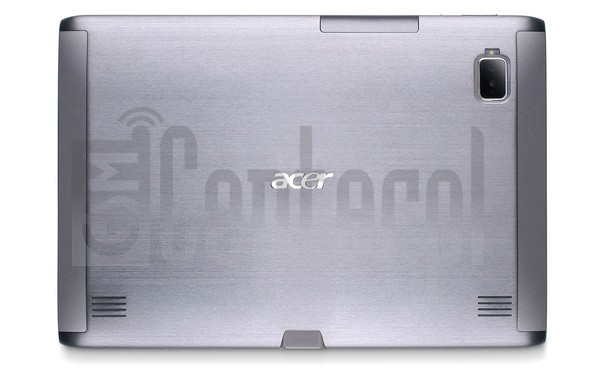 IMEI Check ACER A501 Iconia Tab on imei.info