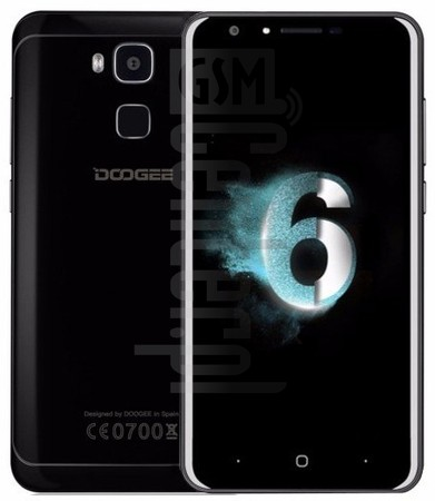 DOOGEE Y6 Piano Black image on imei.info
