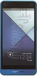 SHARP Aquos Phone SHL 23 image on imei.info