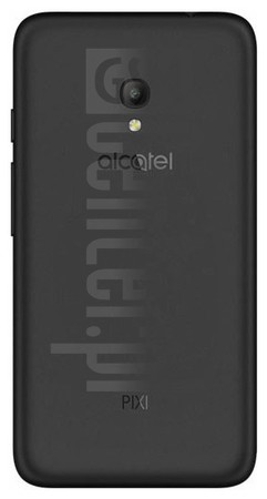 ALCATEL Pixi 4 (5) 5010 image on imei.info
