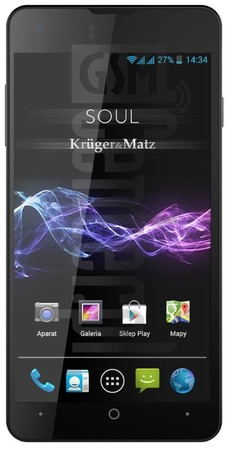 KRUGER & MATZ Soul KM0409 image on imei.info